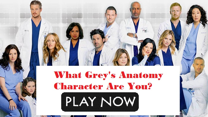 What Grey's Anatomy Character Are You