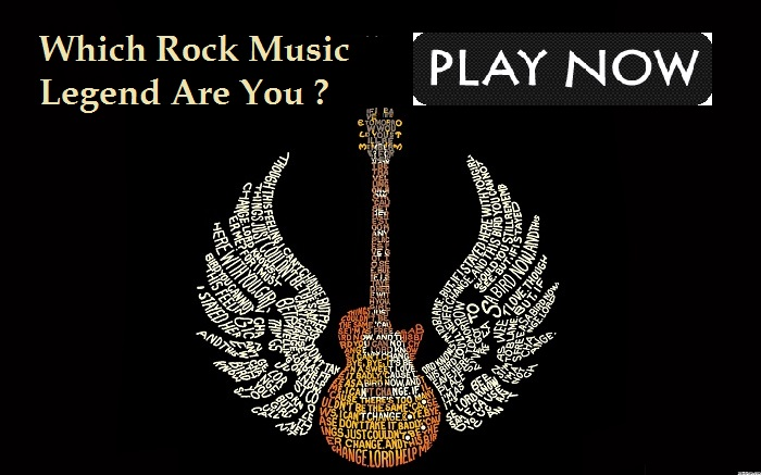 Which Rock Music Legend Are You?