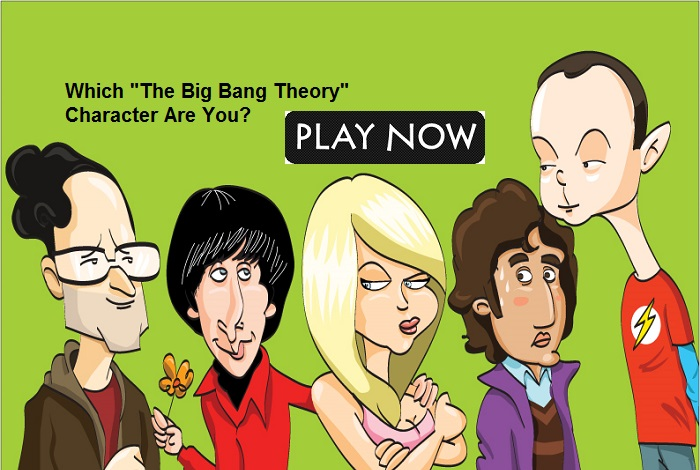 Which The Big Bang Theory Character Are You