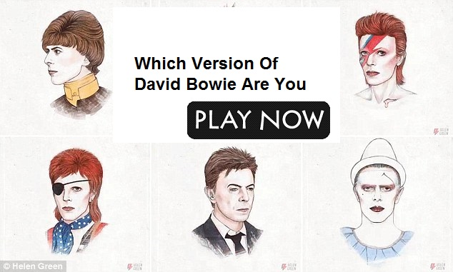 Which Version Of David Bowie Are You