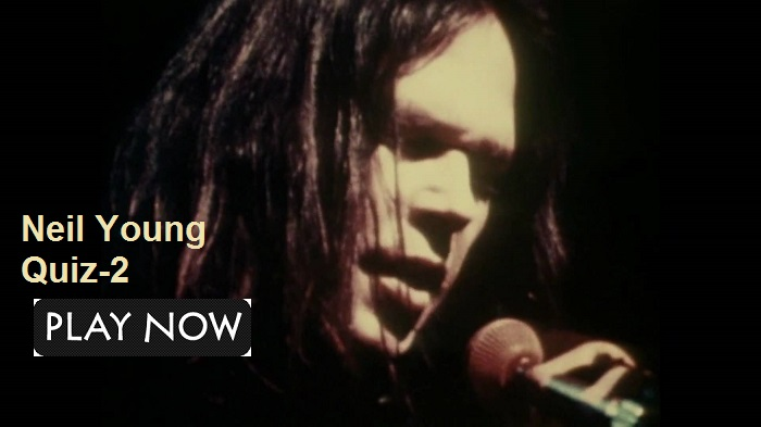 Neil Young Quiz-2