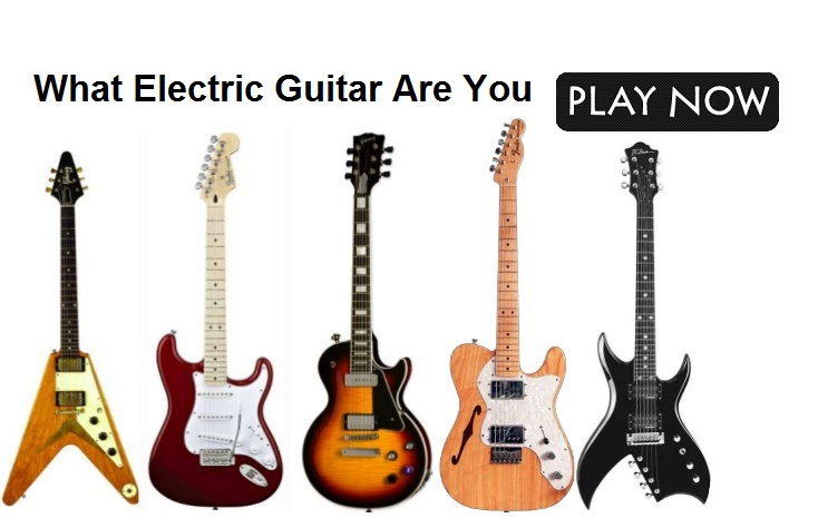 What Electric Guitar Are You