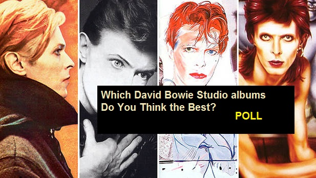Which David Bowie Studio albums Do You Think the Best