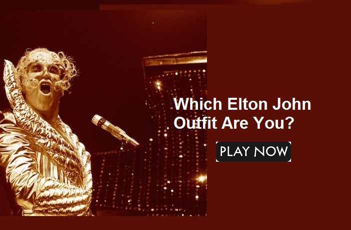 Which Elton John Outfit Are You
