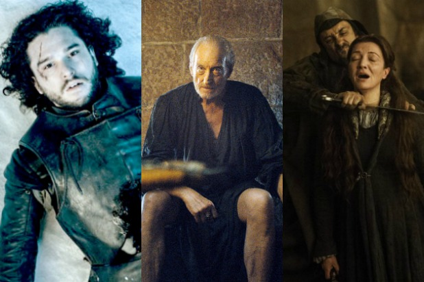 op 10 Game Of Thrones Deaths