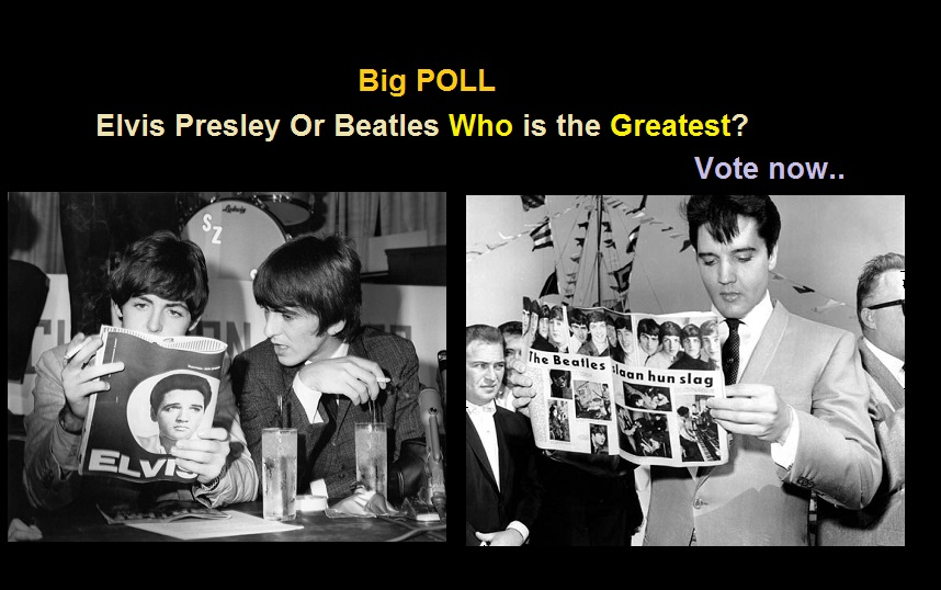 Elvis Presley Or Beatles Who is the Greatest