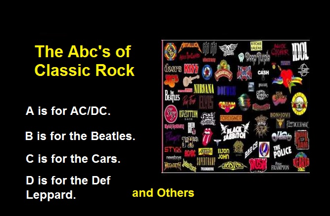 The Abc's of Classic Rock