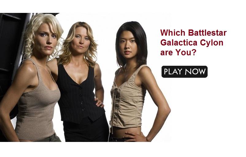 Which Battlestar Galactica Cylon