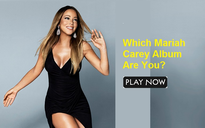Which Mariah Carey Album Are You?