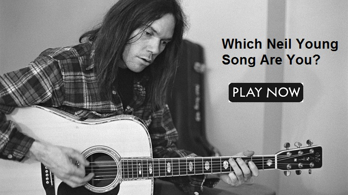 Which Neil Young Song Are You