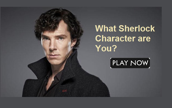 What Sherlock Character are You