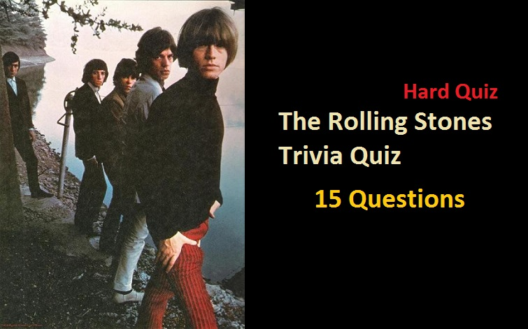 The Rolling Stones - Hard Trivia Quiz – 2
