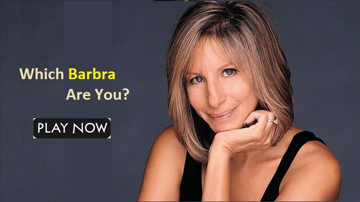 Which Barbra Streisand are you