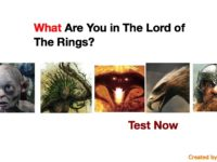 What Are You in The Lord of The Rings