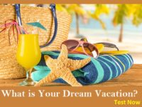 What is Your Dream Vacation?