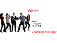 Which 'How I Met Your Mother' Character Are You