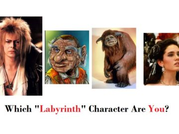 "Which ""Labyrinth"" Character Are You?"