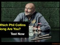 Which Phil Collins Song Are You?