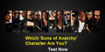 Which 'Sons of Anarchy' Character Are You