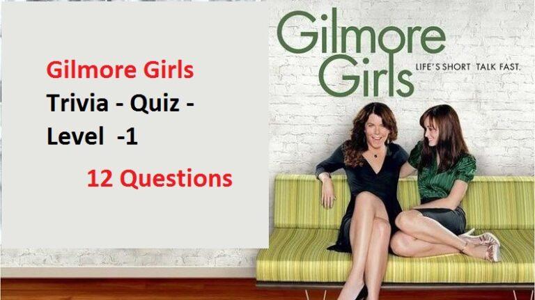 Gilmore girls quiz images 66