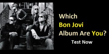 Which Bon Jovi Album Are You?