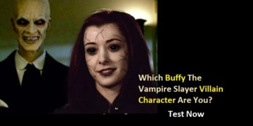 Which Buffy The Vampire Slayer Villain Character Are You?