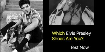 Which Elvis Presley Shoes Are You?