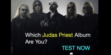 Which Judas Priest Album Are You?