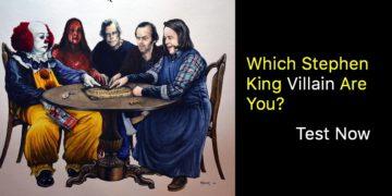 Which Stephen King Villain Are You