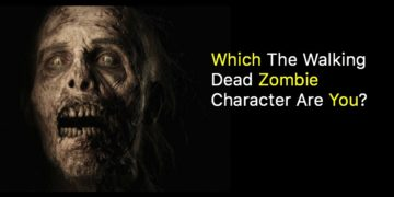 Which The Walking Dead Zombie Character Are You?