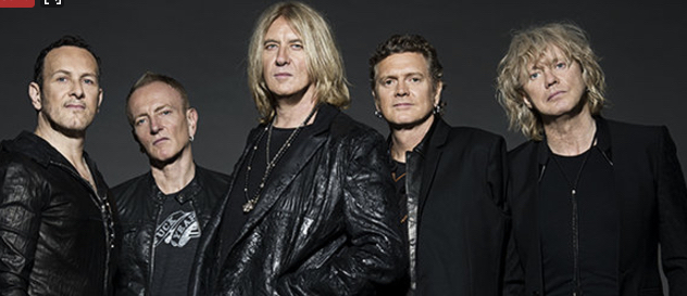 Can You Complete the Missing Words in Def Leppard Lyrics