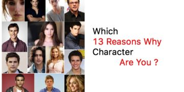 Which 13 Reasons Why Character Are You ?