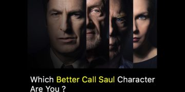 Which Better Call Saul Character Are You ?