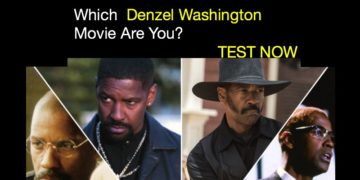 Which Denzel Washington Movie Are You?