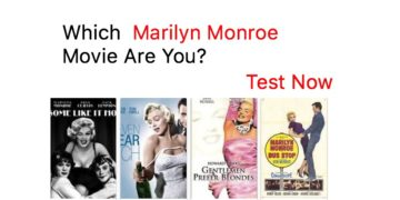Which Marilyn Monroe Movie Are You?