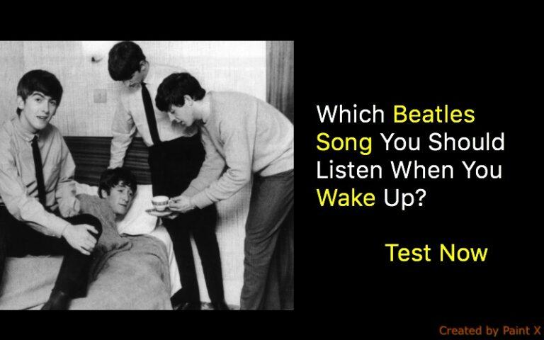The Beatles Songs Listen