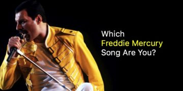 Which Freddie Mercury Song Are You?