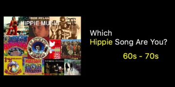 Which Hippie Song Are You?