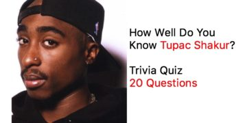 Tupac songs | Quiz For Fans