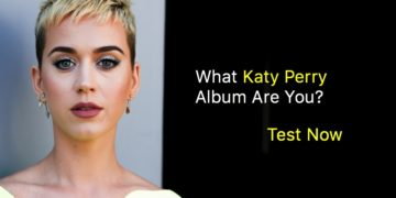 What Katy Perry Album Are You?