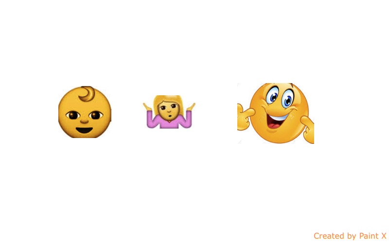 All The Words: What does 👶 - Baby Emoji mean?