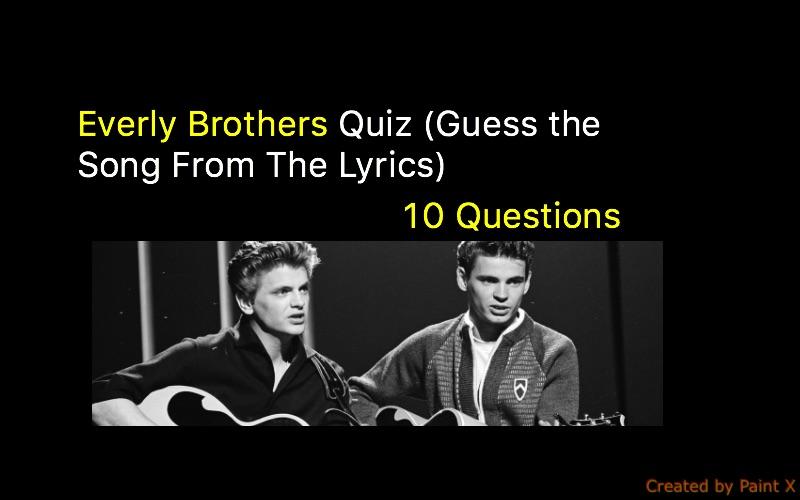 The Everly Brothers:Gone, Gone, Gone Lyrics | LyricWiki ...