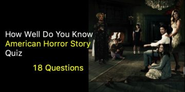 American Horror Story buzzfeed | Quiz For Fans