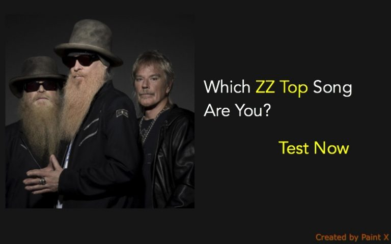 Which zz top song are you quiz for fans - The grange zz top lyrics ...