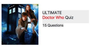 Doctor Who buzzfeed | Quiz For Fans