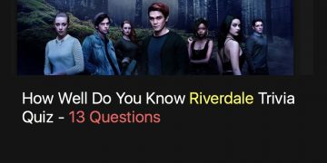 Riverdale buzzfeed | Quiz For Fans