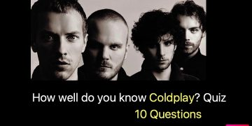 How well do you know Coldplay? Quiz