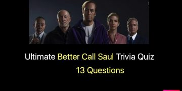 Ultimate Better Call Saul Trivia Quiz