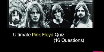 Ultimate Pink Floyd Quiz (16 Questions)