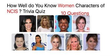 How Well do You Know Women Characters of NCIS ? Trivia Quiz